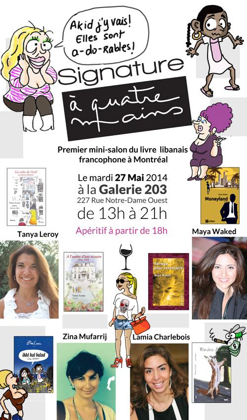 Montreal-books-signing-zinacomics